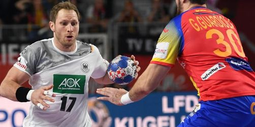 EM-Aus für deutsche Handballer: Debakel gegen Spanien