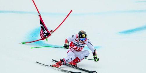 Hirscher gewinnt Riesenslalom in Garmisch-Partenkirchen