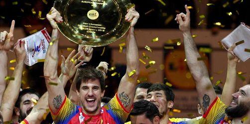 EM-Titel nur der Anfang: Spanien will auch Olympia-Gold