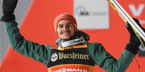 Skispringer wollen in Willingen nächstesHeim-Podest