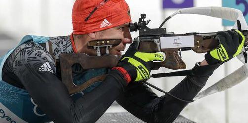 Sensation bei Olympia: Biathlet Peiffer gewinnt Gold