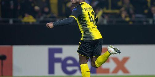 Neue Attraktion: Batshuayi feiert Rekordeinstand beim BVB
