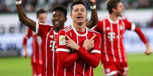 Spätes Bayern-Glück bei Massenrotation