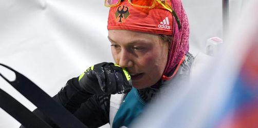 Biathlon-Ass Dahlmeier muss Kräfte bündeln