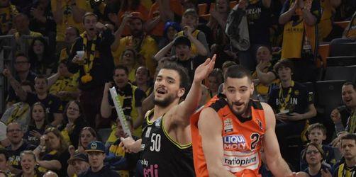 Ulmer Basketballer holen Platz drei bei Pokal-Endrunde