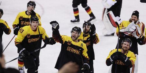 Eishockey-Cracks träumen vom Finale, Biathleten von Gold