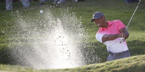 Woods klettert in Florida auf Rang 14 - Cejka schafft Cut