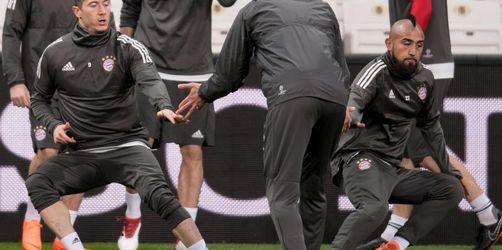 Bayern München zieht souverän ins Viertelfinale ein