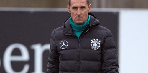 FCB-Chef Rummenigge würde Klose-Rückkehr begrüßen