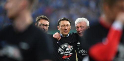 Kovac spürt Genugtuung vor Finale gegenFCBayern