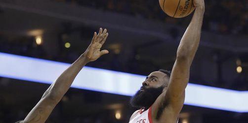 Houston gleicht Halbfinal-Serie gegen Golden State aus