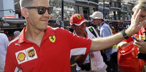 Formel-1-Star Vettel setzt erneut auf Sieg