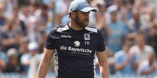 1860 München verlängert mit Trainer Bierofka bis 2022