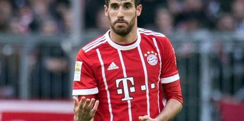 Bayern-Profi Martínez mit verstauchtem Kniegelenk