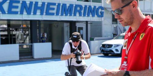 Vettels Deutschland-«Mission» - Hamilton mit neuem Vertrag