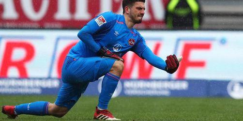 «Bild»: Bredlow bleibt Nummer eins in Nürnberg