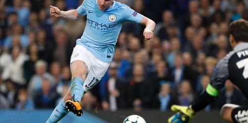 Manchester-City-Star Kevin De Bruyne fällt drei Monate aus