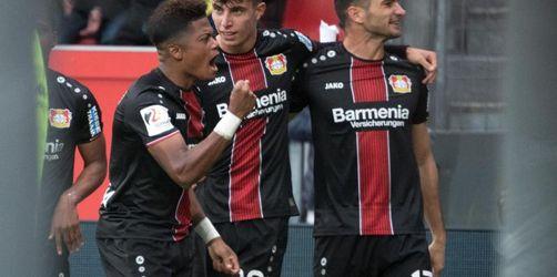Havertz führt Bayer Leverkusen zum ersten Saisonsieg