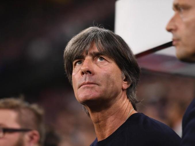 Sorgt durch ein Bild für Gesprächsstoff: Bundestrainer Joachim Löw.