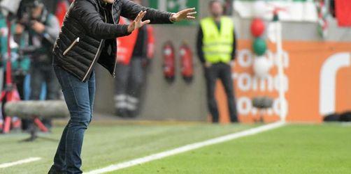 Baum hält Torwart-Frage vor Bayern-Spiel offen