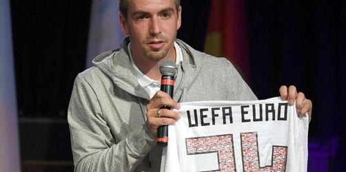 Philipp Lahm: Noch Kaiserchen, bald Präsident?