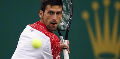 Djokovic gewinnt Tennis-Turnier in Shanghai