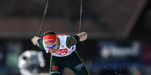 Rießle deutscher Kombi-Meister: Teamsprint mit Faißt Sieger