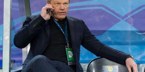 Kahn: Kein überragendes deutsches Torhüter-Talent in Sicht