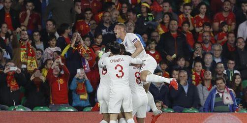 Glorreicher Abend für Southgate: England entzaubert Spanien