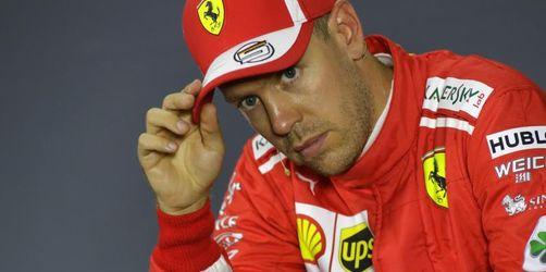 Vettels Ferrari-Märchen: Der Anfang war so schön