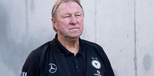 Walther-Bensemann-Preis für DFB-Trainer Horst Hrubesch