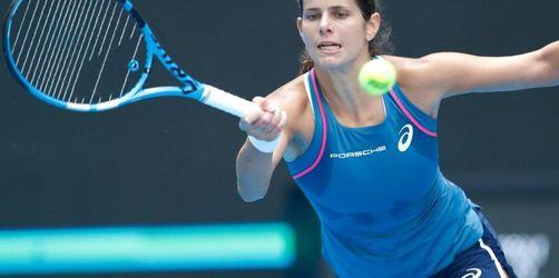 Tennis-Ass Görges im Finale von Luxemburg