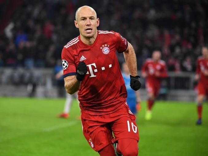Münchens Arjen Robben. /Archiv