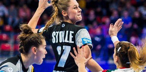 Rückschlag für DHB-Frauen: 25:26-Niederlage gegen Ungarn