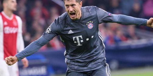 Bayern als Gruppensieger ins Achtelfinale