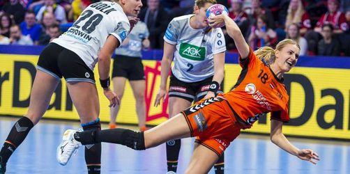 Keine Medaille: Deutsche Handball-Frauen EM-Neunter