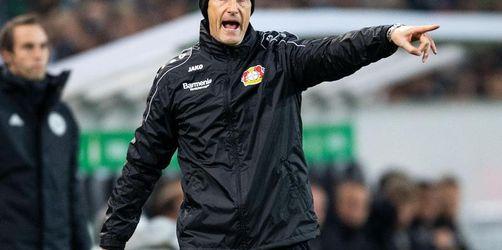Leverkusen kämpft auf Zypern um den Gruppensieg
