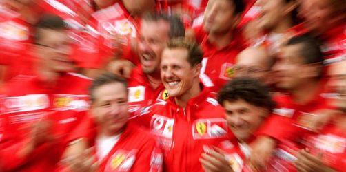 Ferrari widmet Michael Schumacher eine Ausstellung