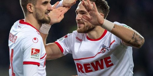 3:0 gegen Magdeburg: FC Köln bleibt am HSV dran