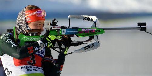 Dahlmeier kehrt in Tschechien in Biathlon-Weltcup zurück