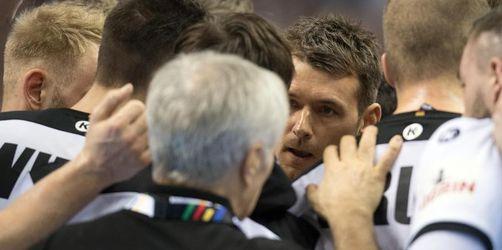 Deutsche Handball-Asse ziehen nach Köln um
