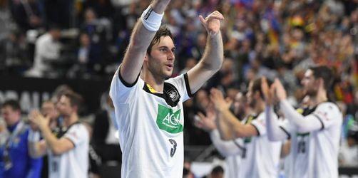 Emotion und Euphorie: Handball-Asse bereit für Kroatien