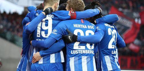 Niederlage gegen Hertha: Nürnberg bleibt Schlusslicht