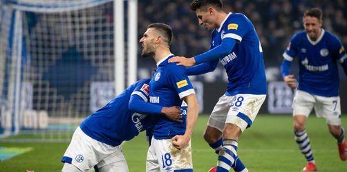 Schalke siegt gegen Wolfsburg nach Torwart-Rochade