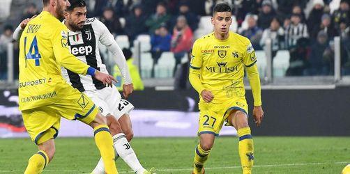 Juve verlängert lange Serie: 3:0 gegen Schlusslicht Verona