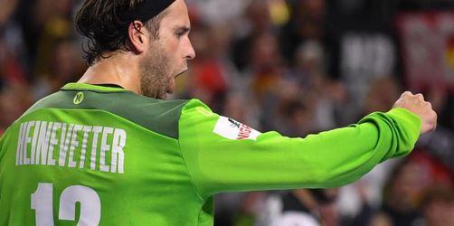 «Noch nicht fertig»: DHB-Team will ins WM-Finale
