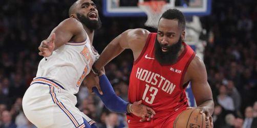 61 Punkte: Gala-Vorstellung von NBA-Star Harden