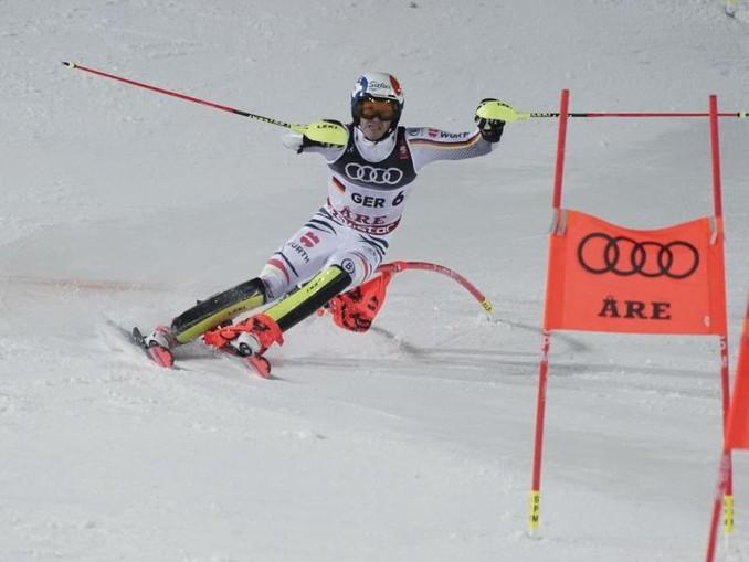 Verpasste im Team-Event hauchdünn eine Medaille: Linus Straßer.