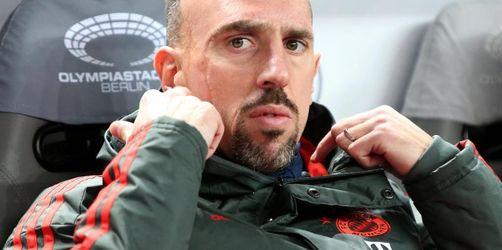 Ribéry: «Mache in meinem Privatleben, was ich will»