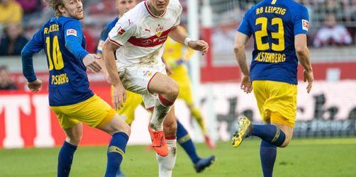 Weinzierl bleibt trotz 1:3 gegen Leipzig VfB-Trainer